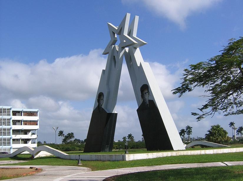 escultura hermanos saiz montes de oca, escultor enrique avila