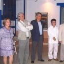 Inauguración de la exposición Paisajes Ignotos.
