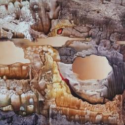 Cavernas en el desierto