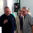 Inaugura Euebio Leal Cruces Infinitos en La Habana.