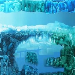Serenidad en azul I