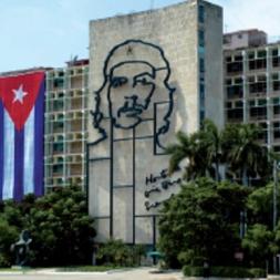 Enrique Avila Gonzalez, Che Guevara. Ministerio del Interior, Havana, Cuba